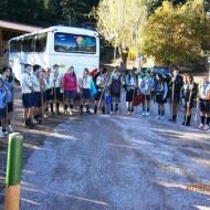 Εκδρομή Πρότυπης Ομάδας Π.Ε. Αχαΐας στην περιοχή Μίχα - Τσαπουρνιά (Οκτώβριος 2013)