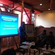 Ανιχνευτικό Εργαστήριο με θέμα τοπογραφία στο 3ο Σύστημα Προσκόπων Πάτρας (Μάρτιος 2014)