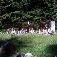Εκδρομή 5ης Ομάδας Αεροπροσκόπων Πάτρας στο Προσκοπικό Κέντρο Μίχα-Τσαπουρνιά (Μάιος 2014)