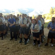 Συνάντηση Ενήλικων Στελεχών Περιφέρειας Προσκόπων Αχαΐας στο Προσκοπικό Κέντρο Μίχα-Τσαπουρνιά (Σεπτέμβριος 2013)