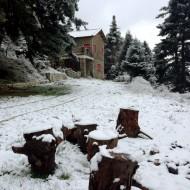 Χειμερινή εκδρομή 5ης Ομάδας Αεροπροσκόπων Πάτρας στο Προσκοπικό Κέντρο Μίχα-Τσαπουρνιά (Δεκέμβριος 2014)