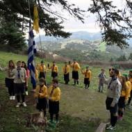 Εκδρομή 3ης Αγέλης Λυκοπούλων Πάτρας στο Προσκοπικό Κέντρο Μίχα-Τσαπουρνιά (Δεκέμβριος 2014)
