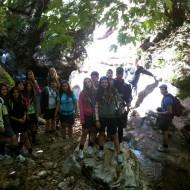 Εκδρομή 6ης Κοινότητας Ανιχνευτών Ρίου στο Προσκοπικό Κέντρο Μίχα-Τσαπουρνιά (Οκρώβριος 2013)