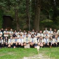 75η Αρχική Σχολή Εκπαίδευσης Προσκοπικής Τεχνικής (30/10 - 1/11/2015)